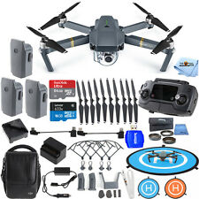 DJI Mavic Pro Fly More 3 BATTERY COMBO BUNDLE!! BRAND NEW IN STOCK!!