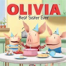 BEST SISTER EVER NEW PAPERBACK BOOK