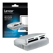 Lexar Multi Card Reader 25-in-1 USB 3.0 Memory Card Reader