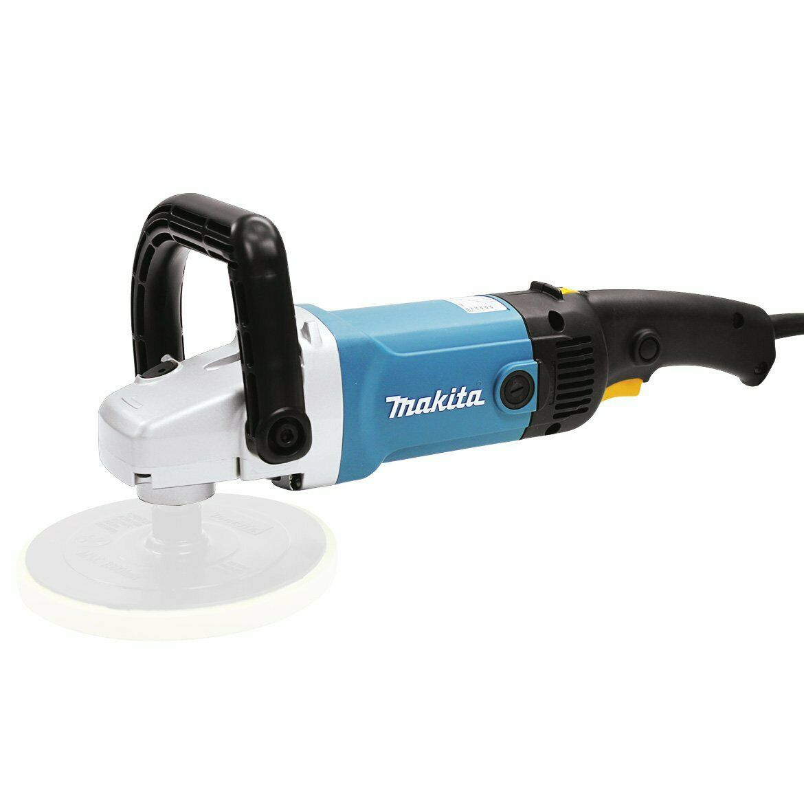 9227C factory_authorized_outlet Makita 9227C 7 In 120V Powerful 10 Amp Motor Electronic Sander-Polisher