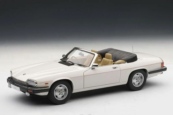 1  18 Autoart Jaguar XJS XJ-S V12 Convertible blanc-Rarity  jusqu'à 42% de réduction