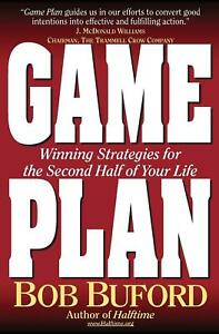 Game Plan von Bob Buford (Taschenbuch)