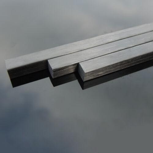 Tubo Portacañas para cuadrado de fibra de carbono 5/10Pcs 2/3/5/4/6/8mm X 200-400 mm de longitud