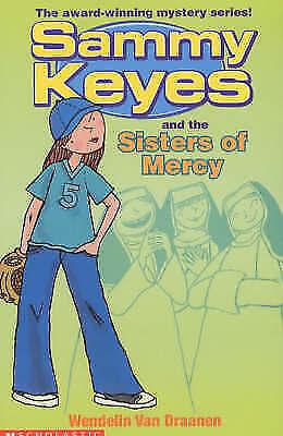 1 of 1 - Very Good, Sammy Keyes and the Sisters of Mercy, Van Draanen, Wendelin, Book