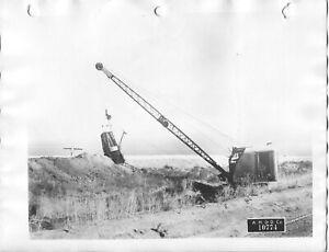 Vintage-Rock-Island-Railroad-American-Hoist-Gopher-Dragline-Crane-Oklahoma-photo