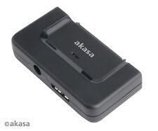 Akasa Flexstor Disklink USB 3.0 adapter for SATA HDD and SSD AK-AU3-01BK