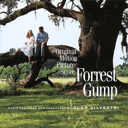 1 of 1 - NEW Forrest Gump: Original Motion Picture Score (Audio CD)