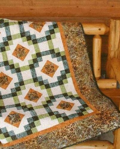 ALL AROUND MINNESOTA QUILTING PATTERN, From Atkinson Designs NEW