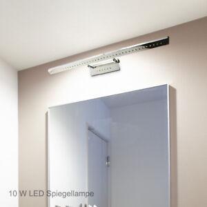 Détails sur Style Home LED Miroir Lampe Luminaire Applique Salle de Bain  Blanc Chaud