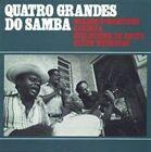 Quatro Grandes Do Samba 0888430906822 by Various Artists CD