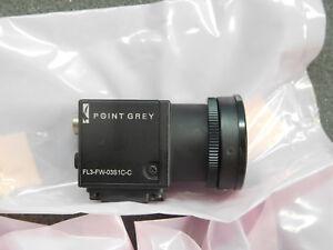 Details about Point Grey FL3-FW-03S1C-C Flea3 IEEE 1394 Digital Video  Camera , NEW