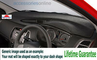 Toyota Dash Mats : All Custom Carpet Dashboard Mats