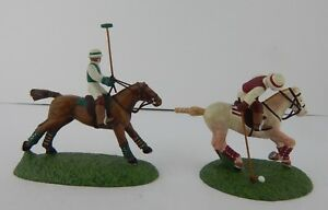 Dept-56-Dickens-Village-Polo-Players-58529-Never-Displayed