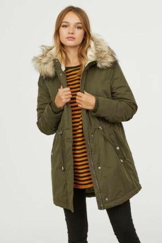 Fur Coat H Gem, H M Black Coat Fur Hood