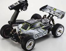 Kyosho Inferno MP9 TKI1 schwarz weiss Readyset EP KT 30874T1