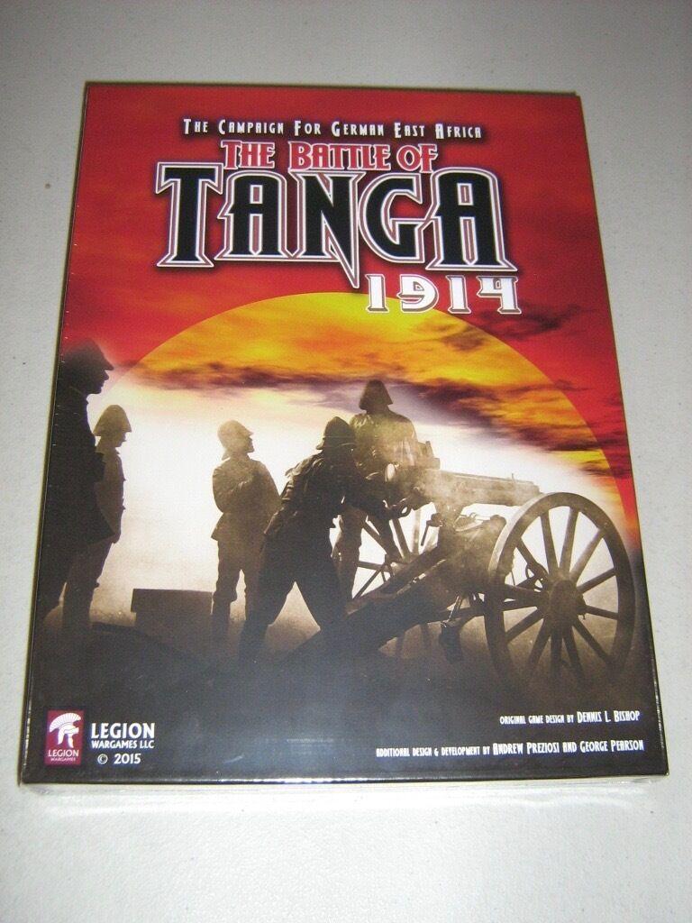 Die schlacht von einem tanga 1914  invasion der deutschen ost - afrika (neu)