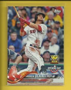 Andrew-Benintendi-2018-Topps-Opening-Day-All-Star-RC-Card-150-Boston-Red-Sox