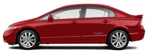 Husky Liners Weatherbeater Floor Mats fit 2006-2011 Honda Civic 4-Door Sedan