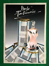 (PCA20) Pubblicità Advertising Ads Werbung JEAN PAUL GAULTIER PARFUM