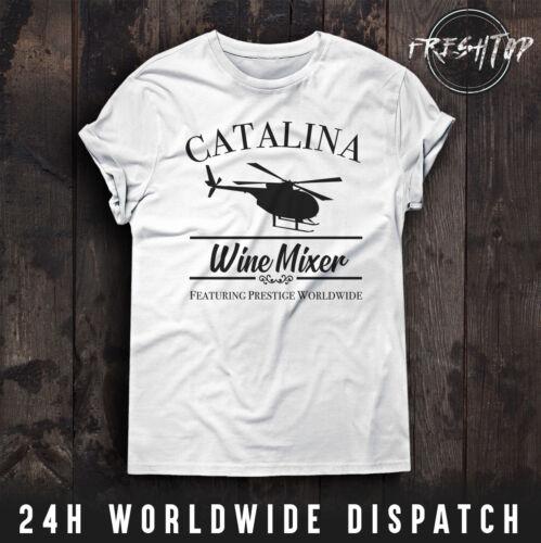Catalina Vin Mélangeur T shirt top avec Prestige Worldwide Bière Whisky Parti