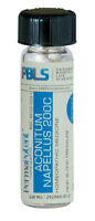 Aconitum Napellus 200c, 96 Pellets, Homeopathic Product By Pbls, Made In Usa