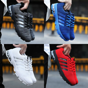 Sneakers-Mens-Zoom-Casual-Jogging-Breathable-Gym-Running-Walking-Athletic-Shoes