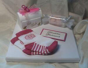 Exclusives Geldgeschenk Geschenkbox Zur Taufe In Rosa Ebay
