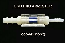 OGO Professional HHO Flashback Arrestor 1/4x3/8