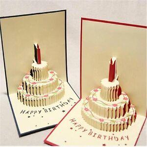 Folding-Easter-Day-Handmade-Kirigami-3D-Birthday-Theme-Card-Pop-Up