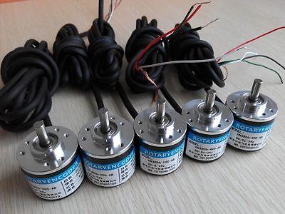 CG7-RB60 Digital Meter Counter 400P//R Incremental Rotary Encoder 5V-24V AB
