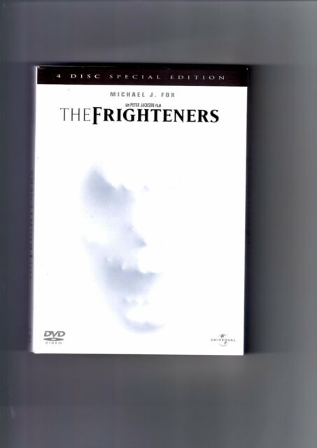 The Frighteners (Special Edition, 4 DVDs) / DVD #18153
