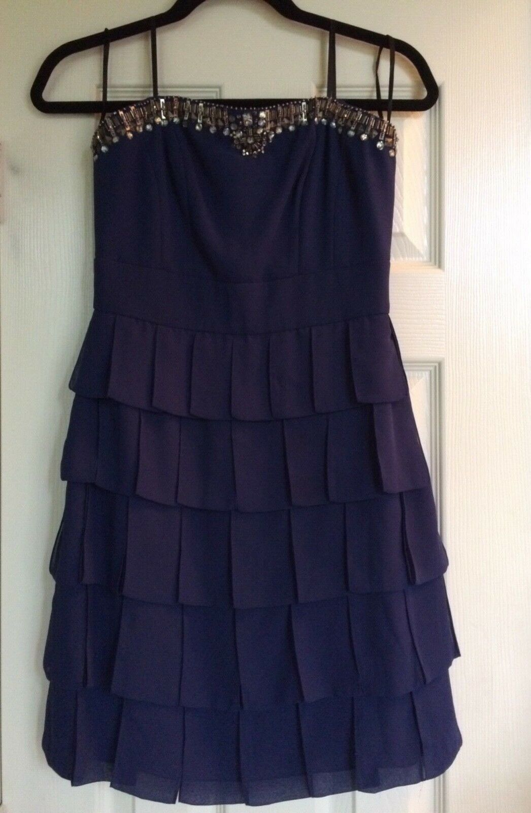 Decode 1.8 Navy bluee strapless