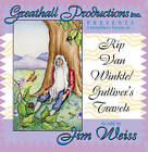 Rip Van Winkle/ Gulliver's Travels by Well-Trained Mind Press (CD-Audio, 2015)