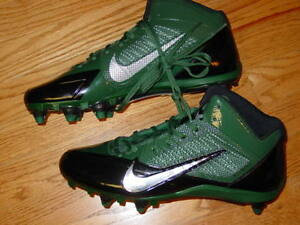 new product 8330f 2ace8 Image is loading Mens-11-5-Nike-Alpha-Pro-D-Football-