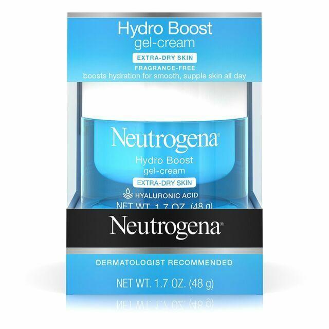 Crema Hidratante Facial Con ácido Hialurónico Piel Seca Neutrogena Hydro Boost For Sale Online Ebay