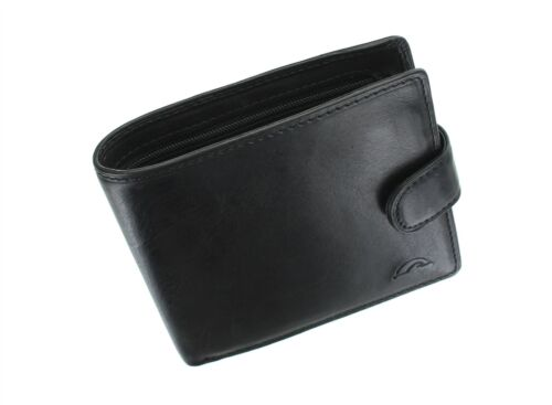 Tony Perotti Full Grain Leather Bi-Fold Wallet With RFID Protection 1004/_1