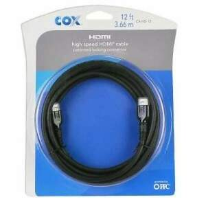 HDMI-M-to-HDMI-M-Cable-w-Ethernet-amp-Locking-Connector-Black