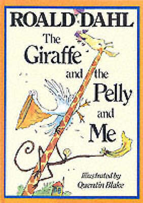 The Giraffe And The Pelly And Me, Dahl, Roald, Acceptable Book