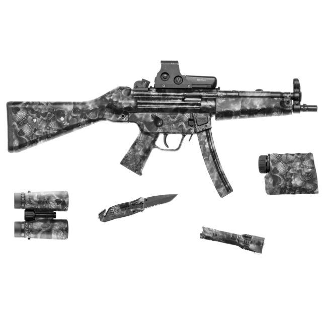 gunskins gear skin 8 x 50 camo wrap diy vinyl gun skins kit 30