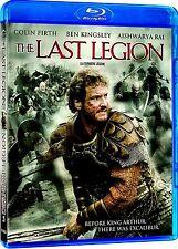 NEW BLU-RAY // THE LAST LEGION - Colin Firth, Ben Kingsley, Aishwarya Rai, Peter