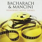Bacharach and Mancini - Memorable Movie Themes 5022508204143 by Various Artists