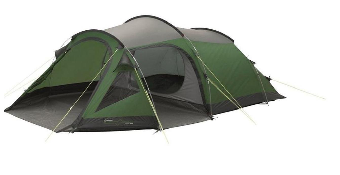 OUTWELL Fresno 400 Famiglia Tenda 4 Quattro Persone Campeggio Qualità Premium BNWT nuovo