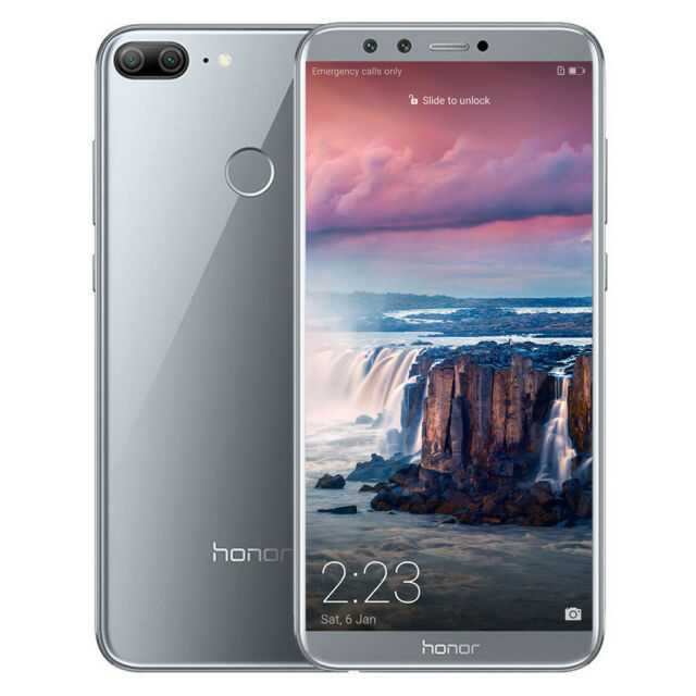 NICE Honor 9 Lite Gray 3+32GB Android 8.0 Octa-core Handys