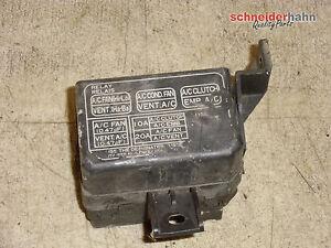 Details zu Sicherungskasten Klimaanlage A/C Fuse Box Mitsubishi Eclipse on