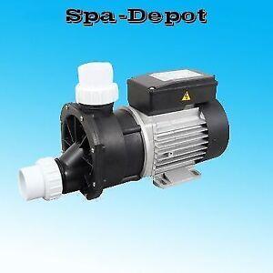 Agressif Pompe De Filtration Pour Spa Ou Piscine Ja50 370 W 0,5 Cv Et Aide à La Digestion