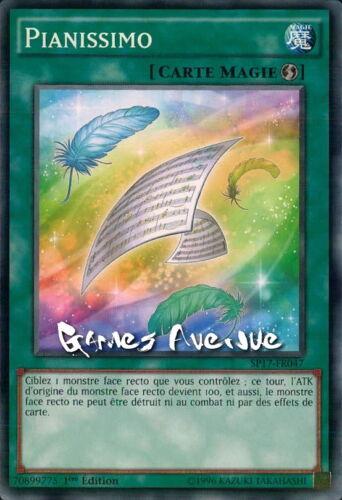 Yu-Gi-Oh ! Pianissimo SP17-FR047 (SP17-EN047) - VF/Commune