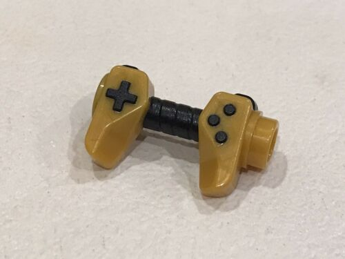 LEGO NINJAGO MINIFIGURE DIGI GAMING GOLD CONTROLLER NEW