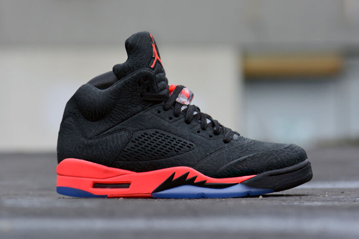 Nike Air Jordan 3LAB5 Black Infrared Bred Size 13. 599581-010 1 2 3 4 5 6