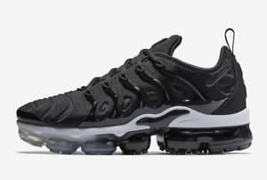 Nike Air Vapormax Plus size 9. Black White Fade. 924453-010. 97 95 max
