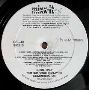 Various-Mixx-it-48-12-034-Promo-Vinyl-Schallplatte-129988
